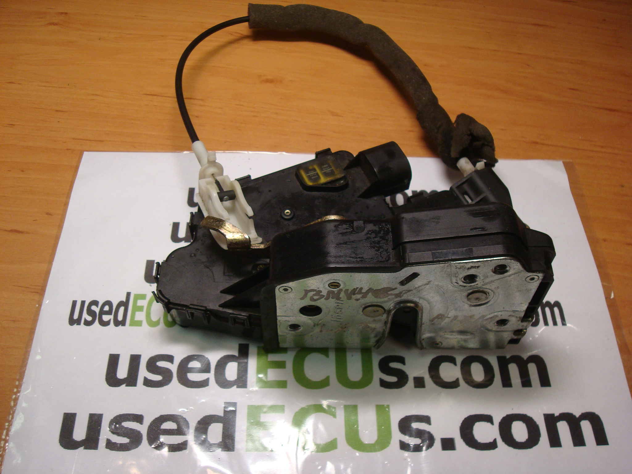 BMW E46, 98-02, Rear Right RHD Door Lock Actuator Lock Latch