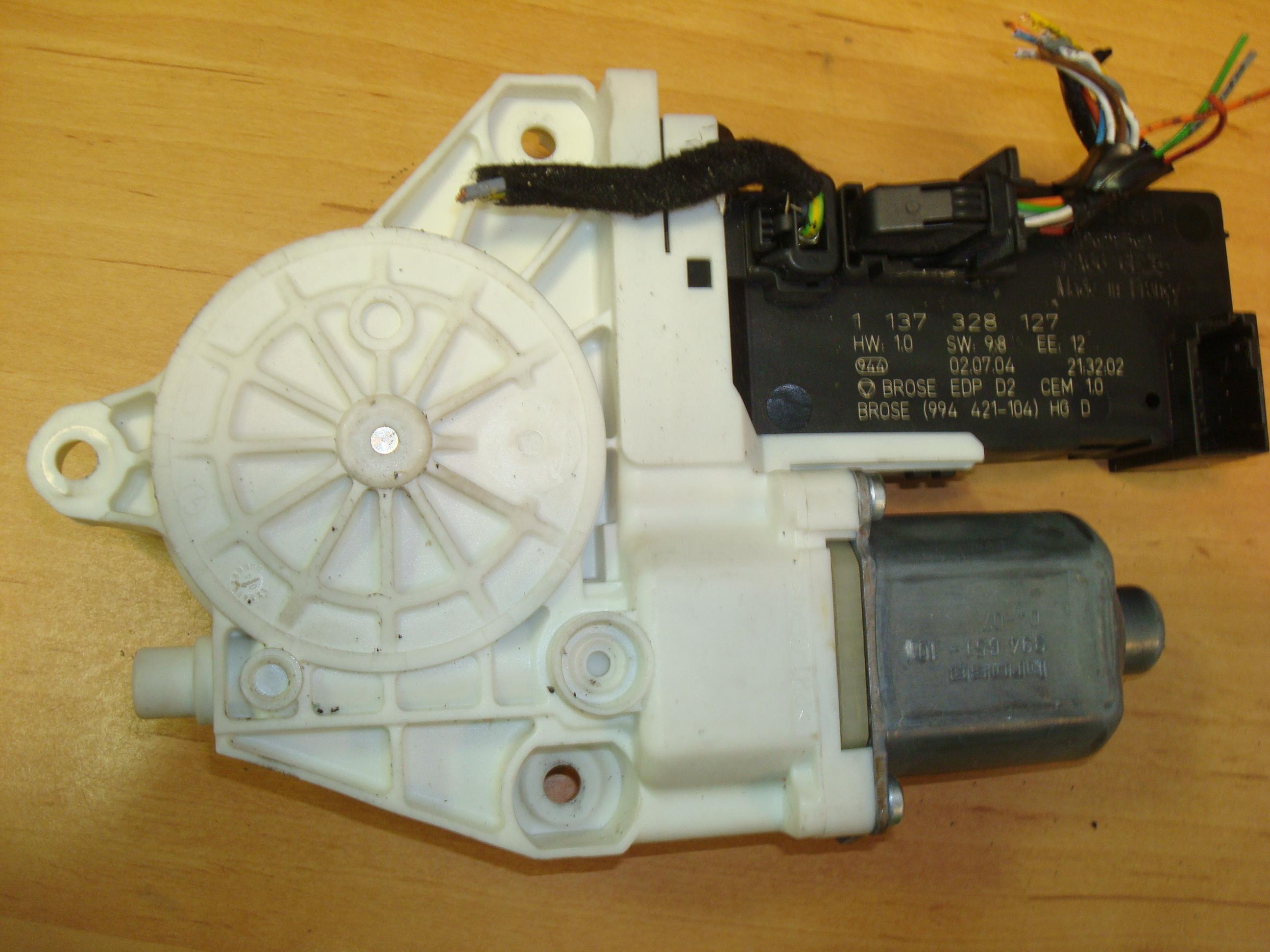 407, FRONT Right DOOR ELECTRIC WINDOW MOTOR - usedecus com