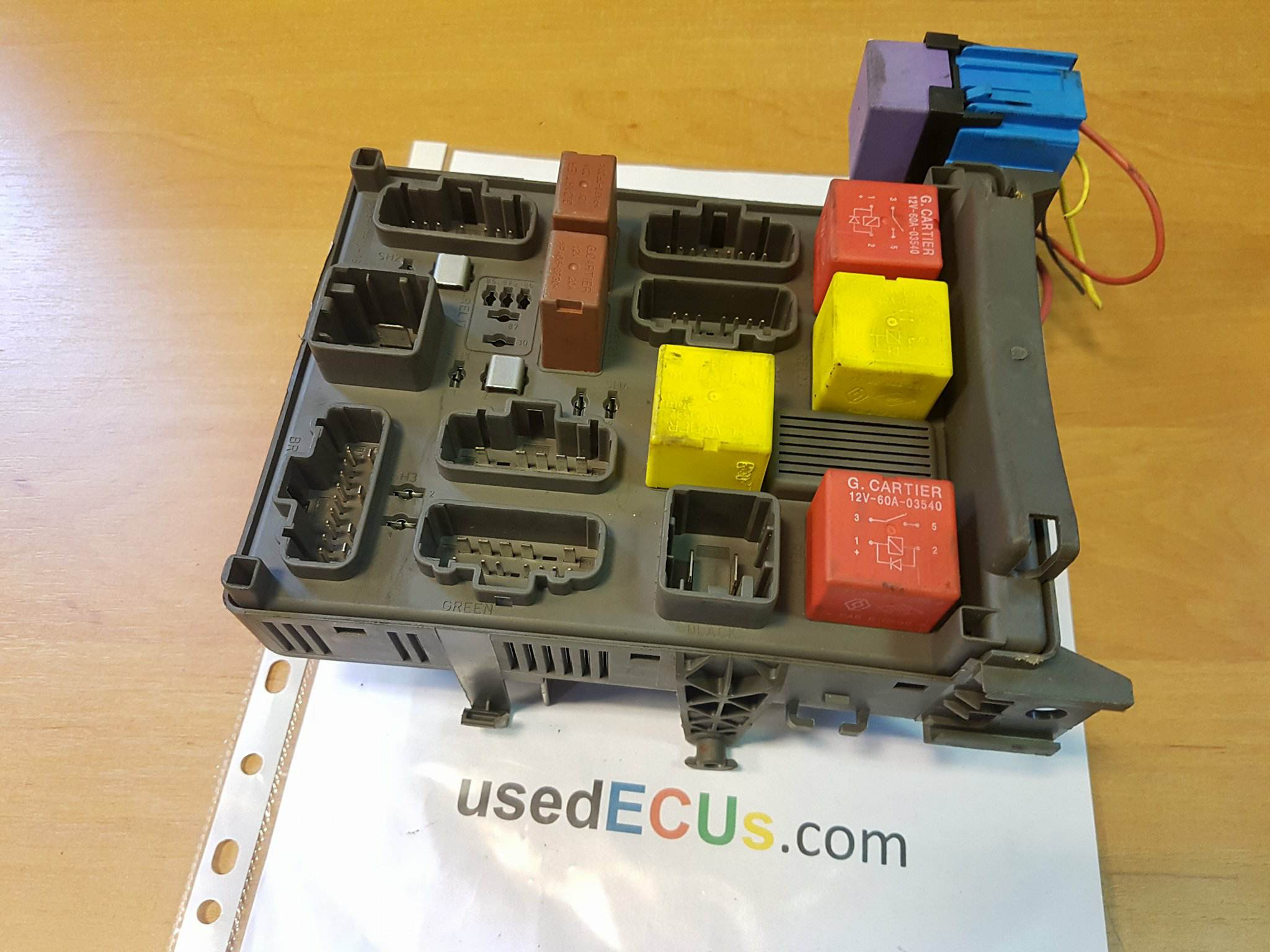 Audi A3 Interior Fuse Box Free Download Wiring Diagram 8p Renault Laguna Espace 19 Dci 8200004201e Also With Infiniti