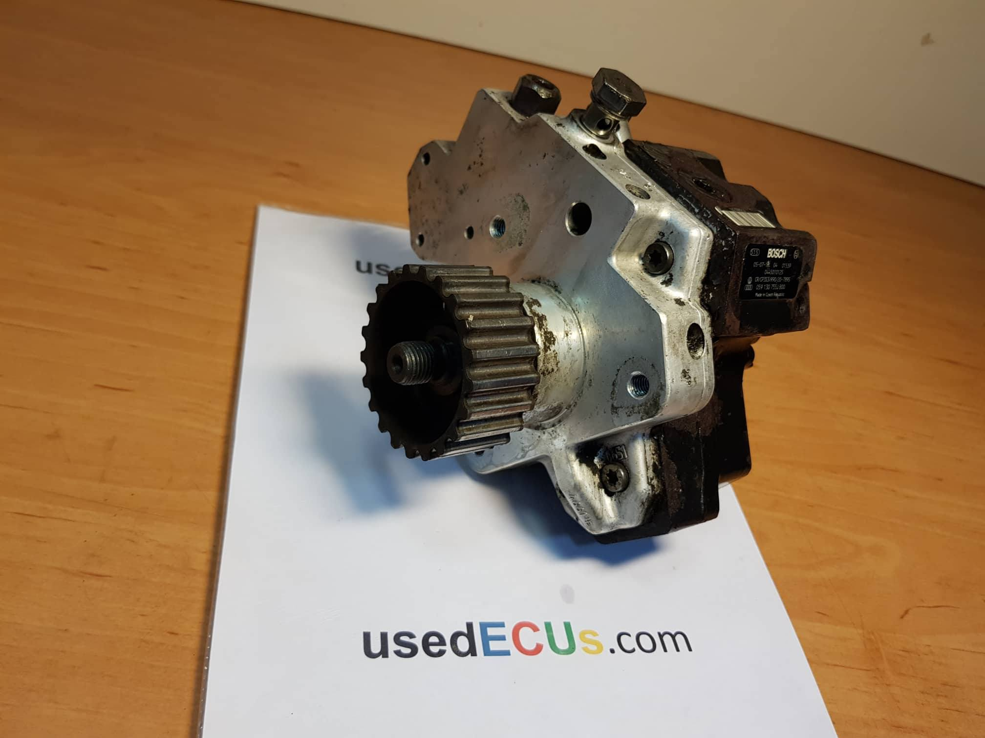 Audi A4 B7 3 0 TDI, 2004-07, Diesel Engine High Pressure