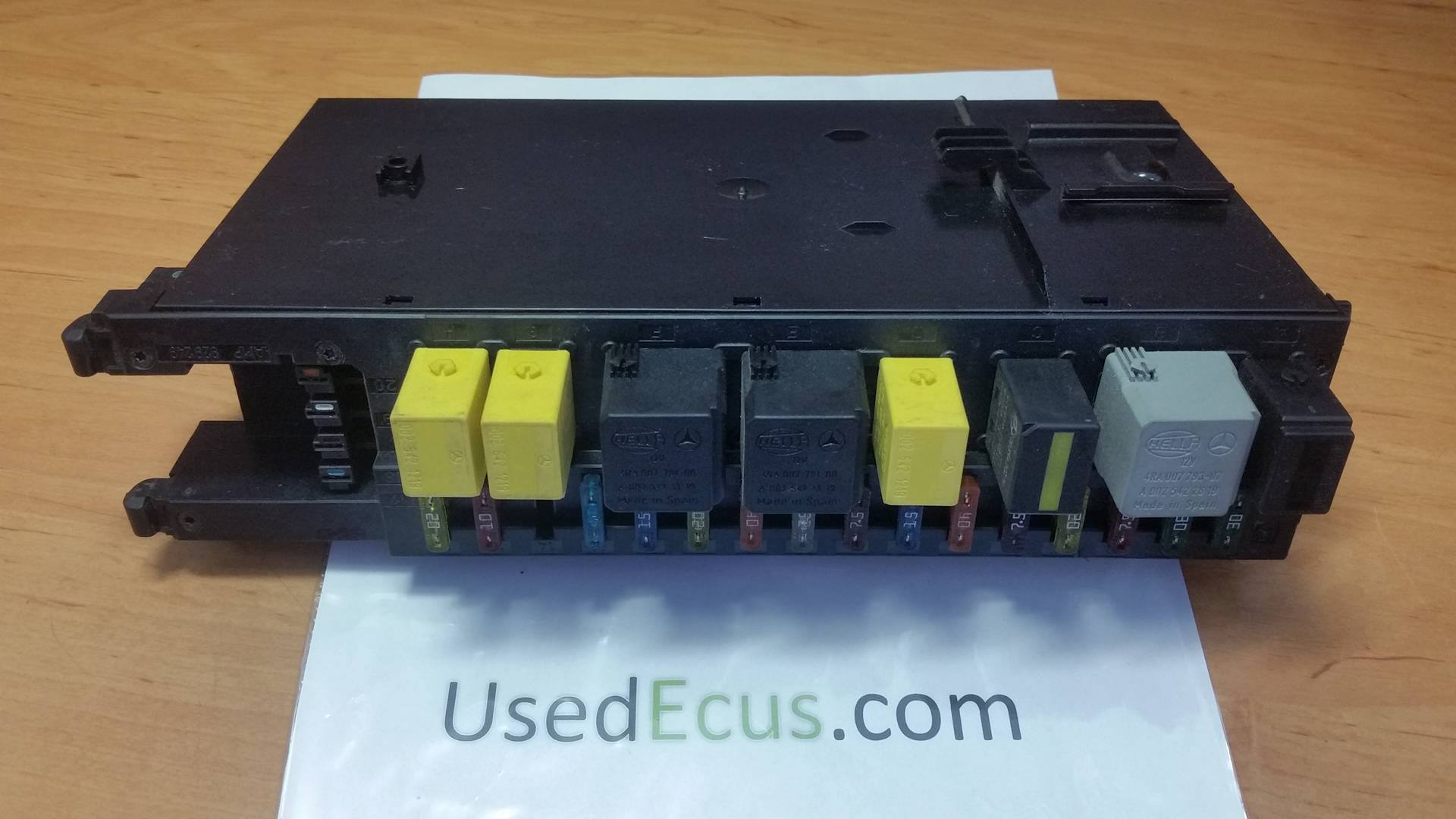 Skoda Fabia Estate Fuse Box Mercedes Benz E Class W211 E320 Cdi 2002 2008 Price