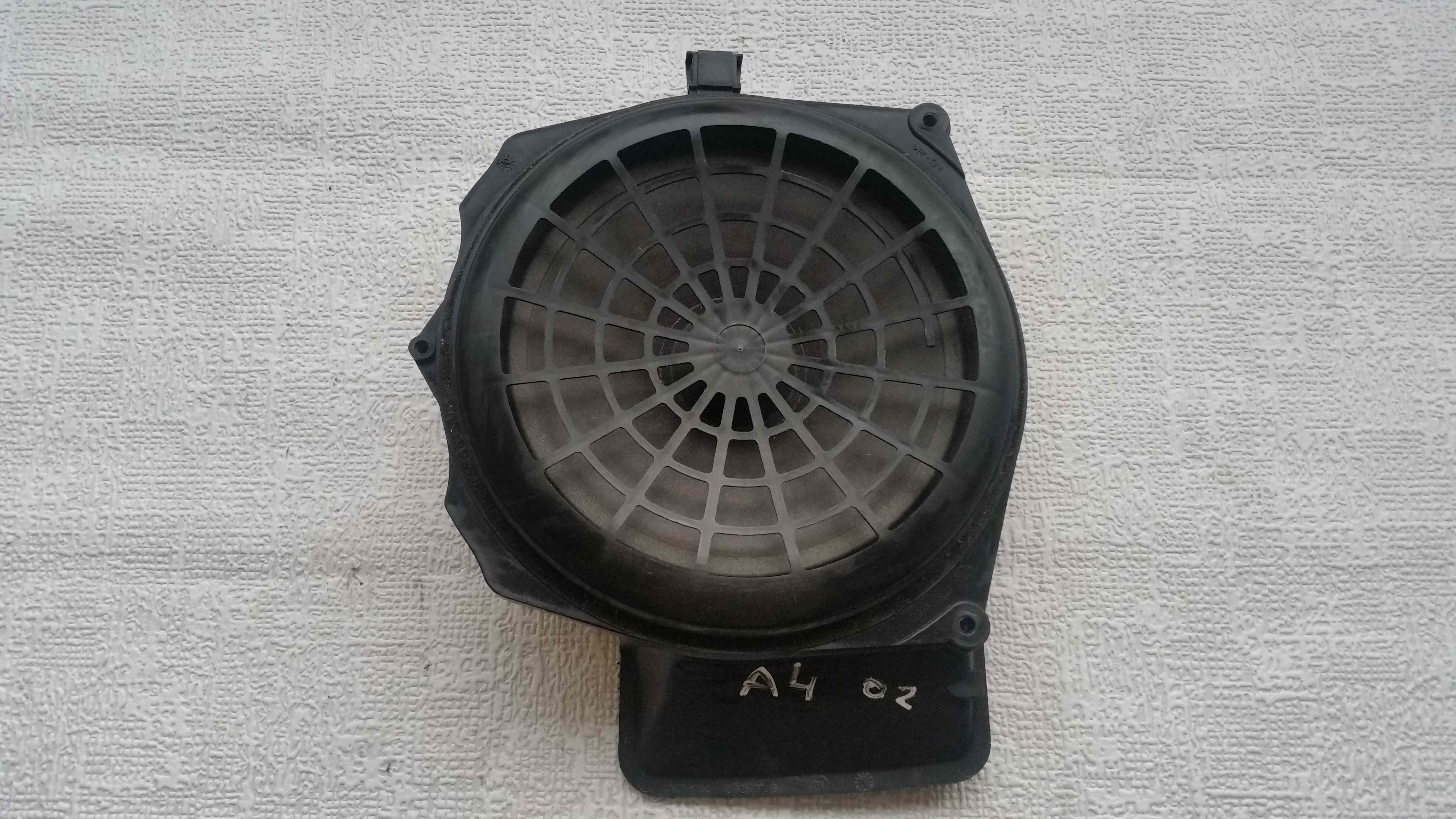 AUDI A4 B6 B7 2000-2008 SALOON REAR PARCEL SHELF SUB WOOFER SPEAKER