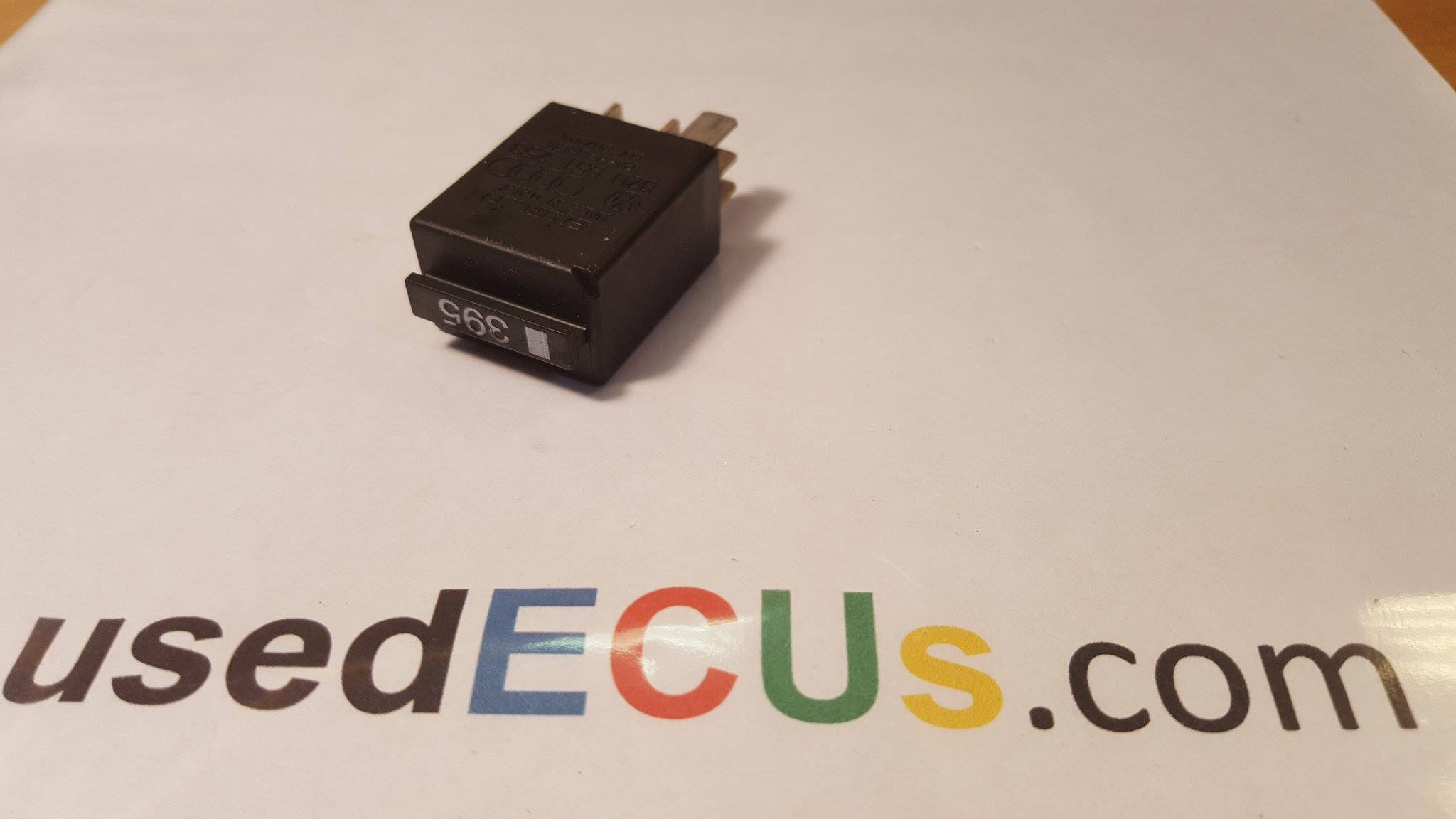 Audi A3, A4, VW, Cooling Auxiliary Heater, Relay, 395