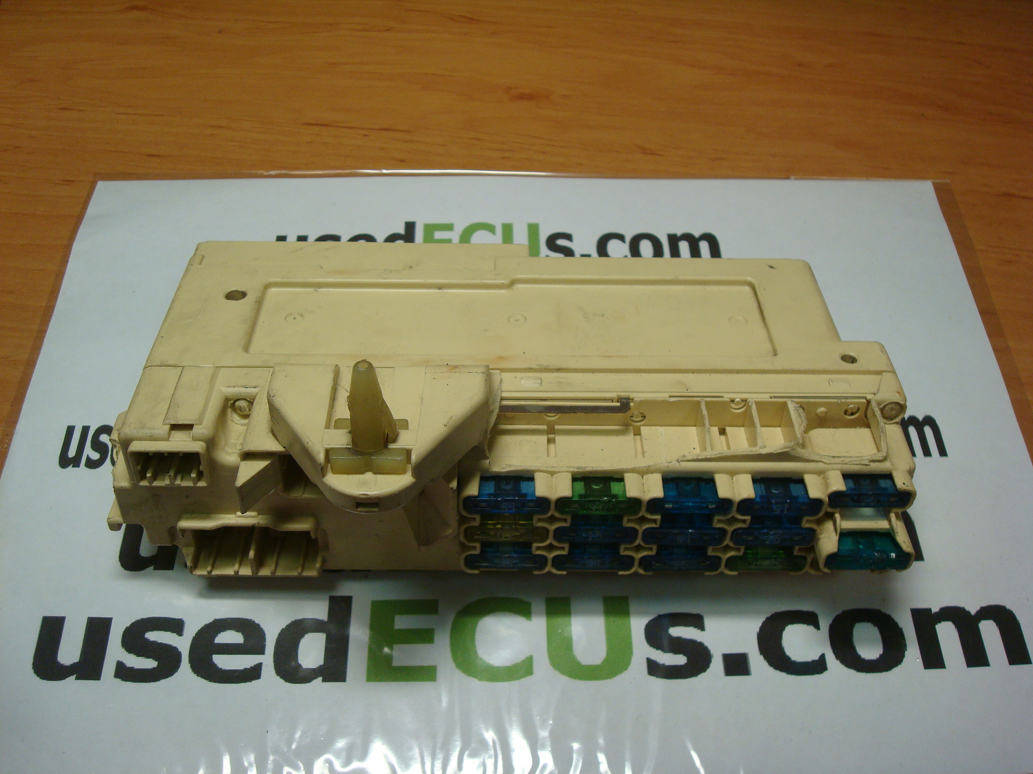 ford probe, 1996, 2,5 petrol, fuse box, ecu, 0112 78 7.12.6 - usedecus.com  catalog - usedecus.com