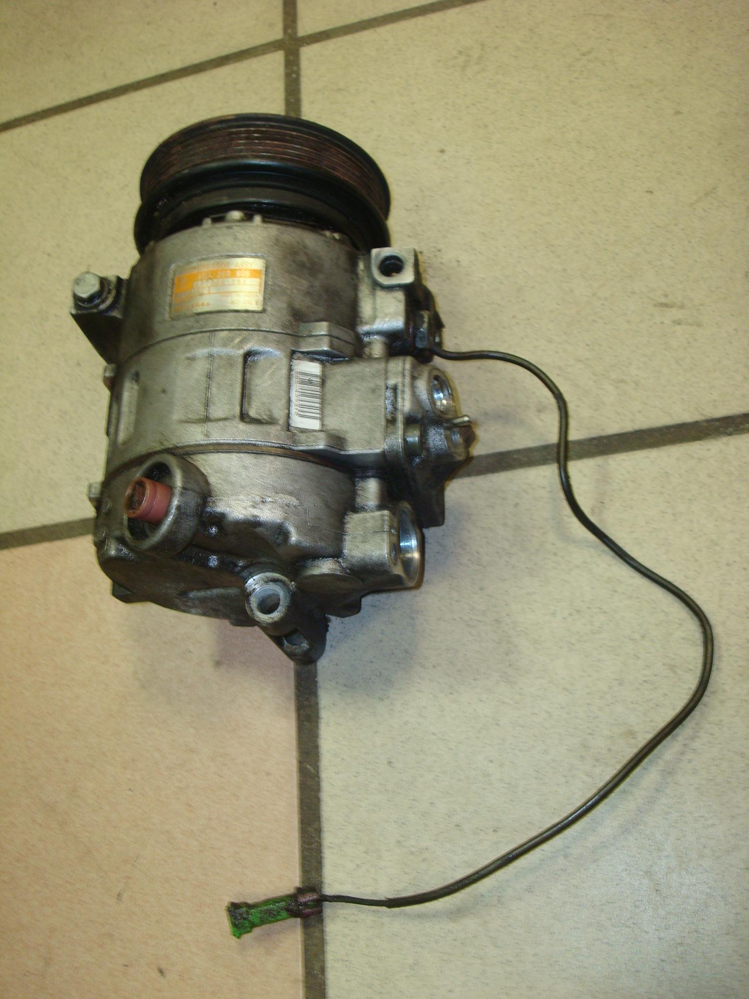 Volkswagen Passat Audi A6 A4 Ac Compressor Assy Denso Kompresor Bmw Seri 3 E46 Article Hfc134a 4b3260808 7sb16c 447200 999 4b3 260 808