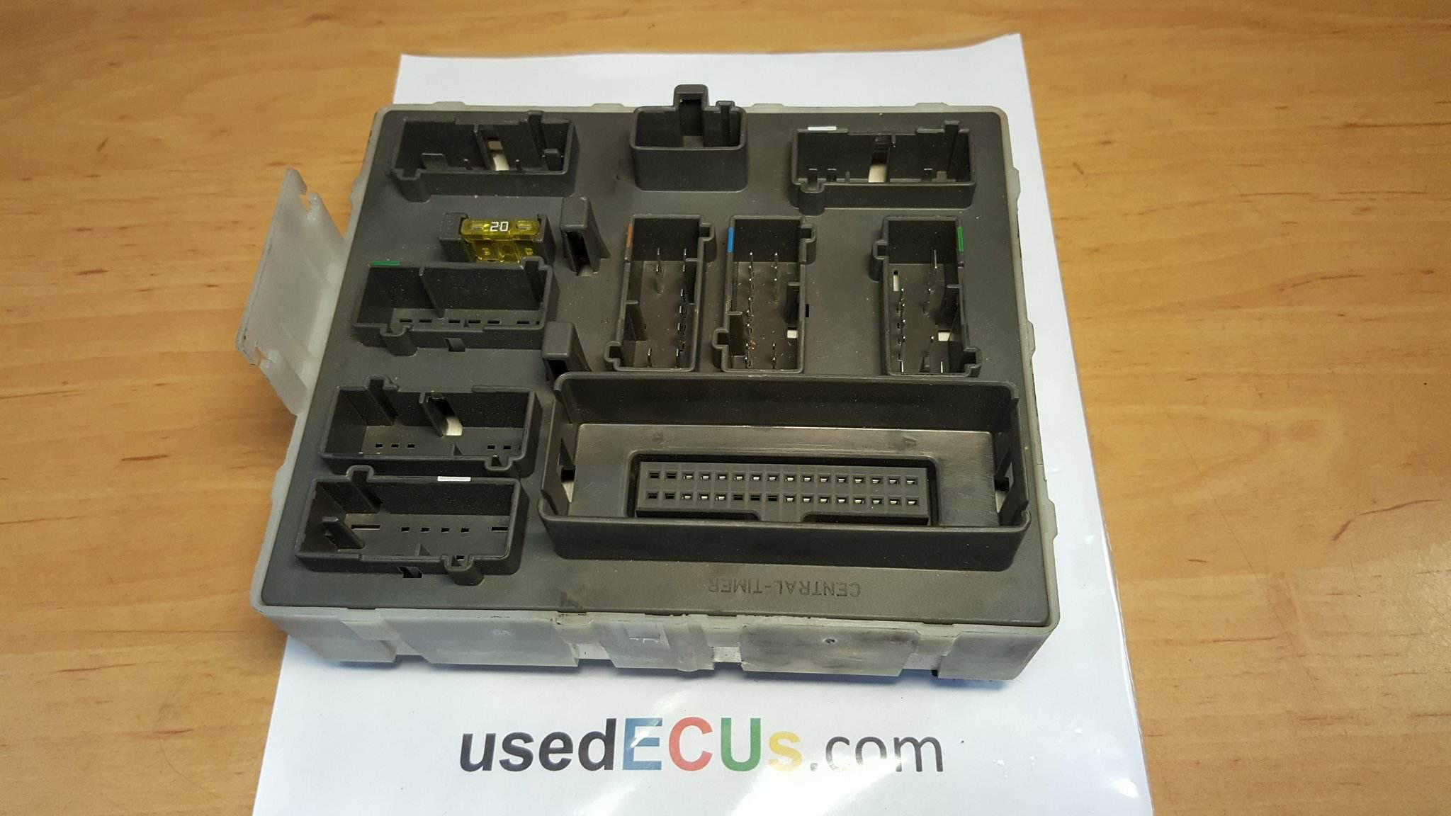 Focus Mk1 Fuse Box Wiring Library Ford 1999 518231808 98ag14a073ag Usedecuscom Price