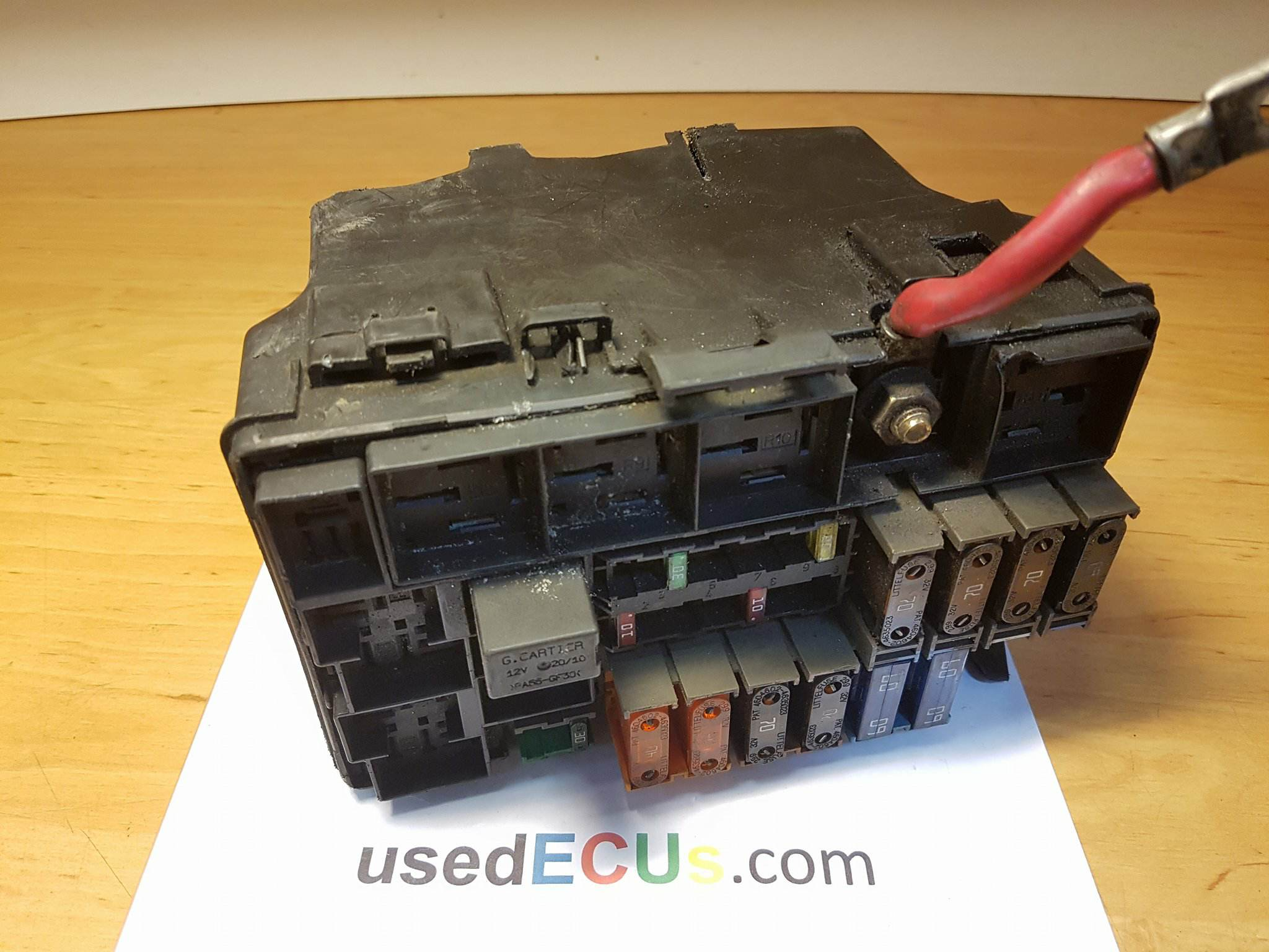 Renault Laguna II Grandtour 1.9 dCi UNDER BONNET ENGINE BAY FUSE BOX  8200003059 (Article: 8200003059)