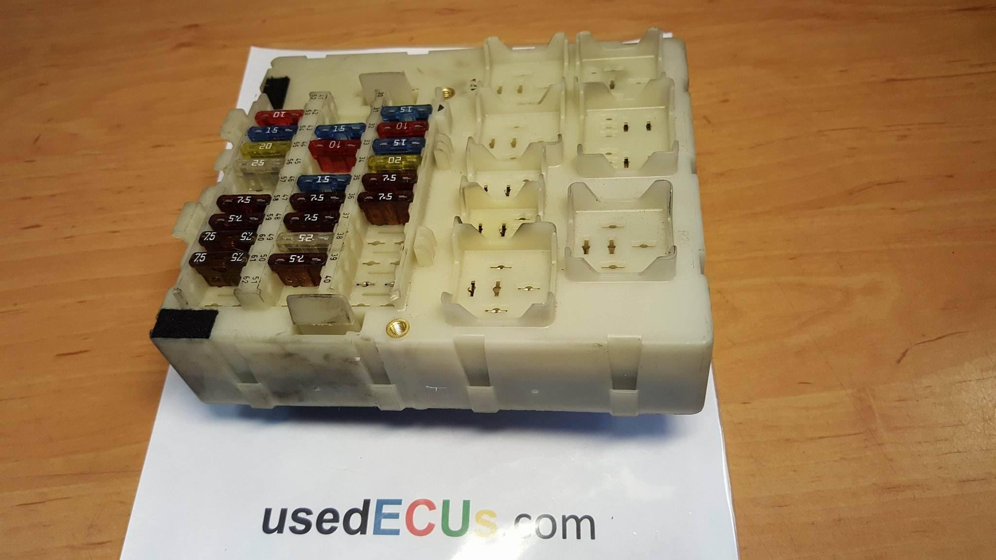FORD FOCUS MK1, 1999, FUSE BOX, 518231808, 98AG14A073AG (Article:  518231808, 98AG14A073AG)