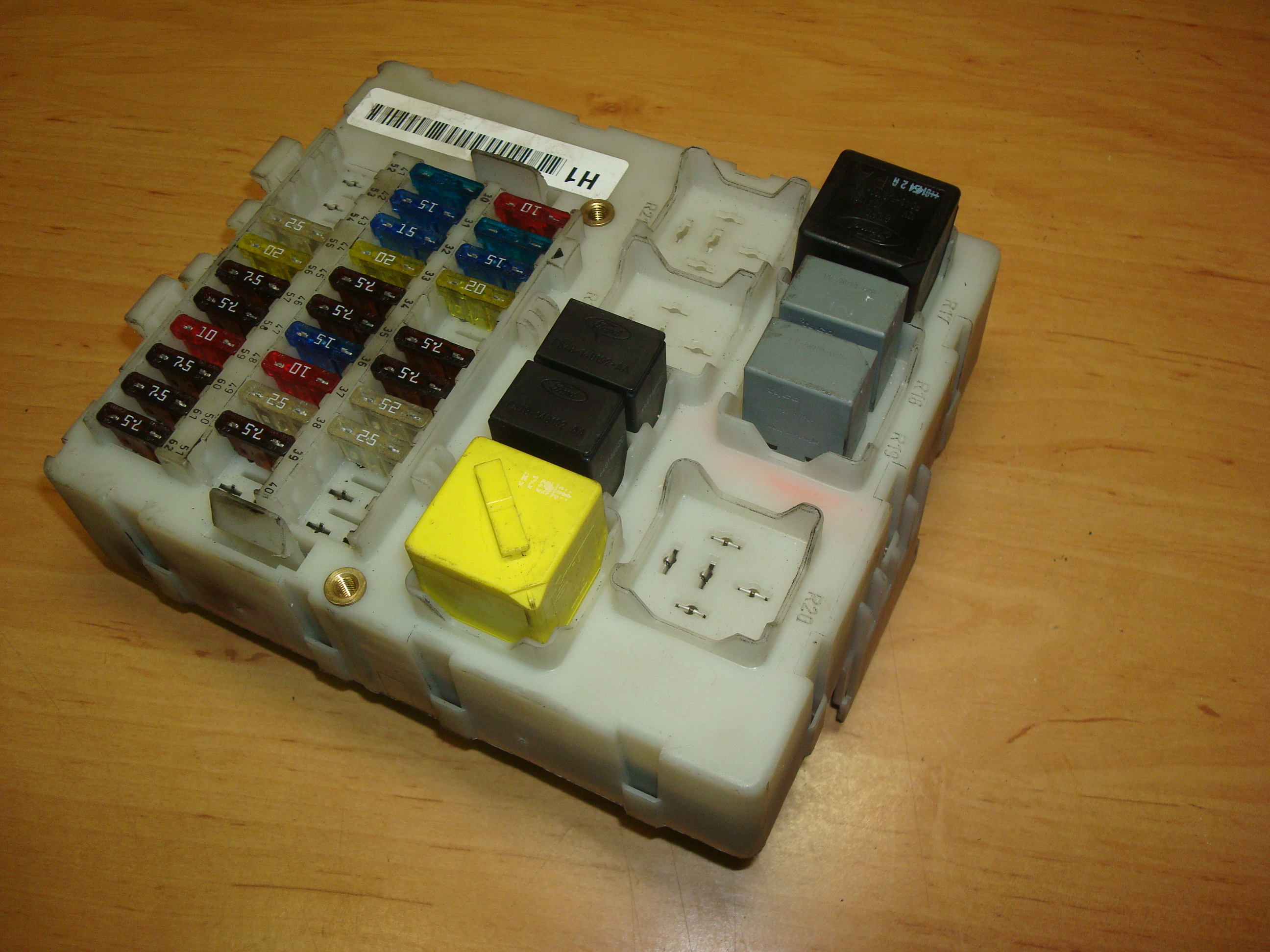 FORD FOCUS , 1.8TDCI, 01-05, FUSE BOX, 518273206 (Article: 518273206,  2M5T14A073BC)