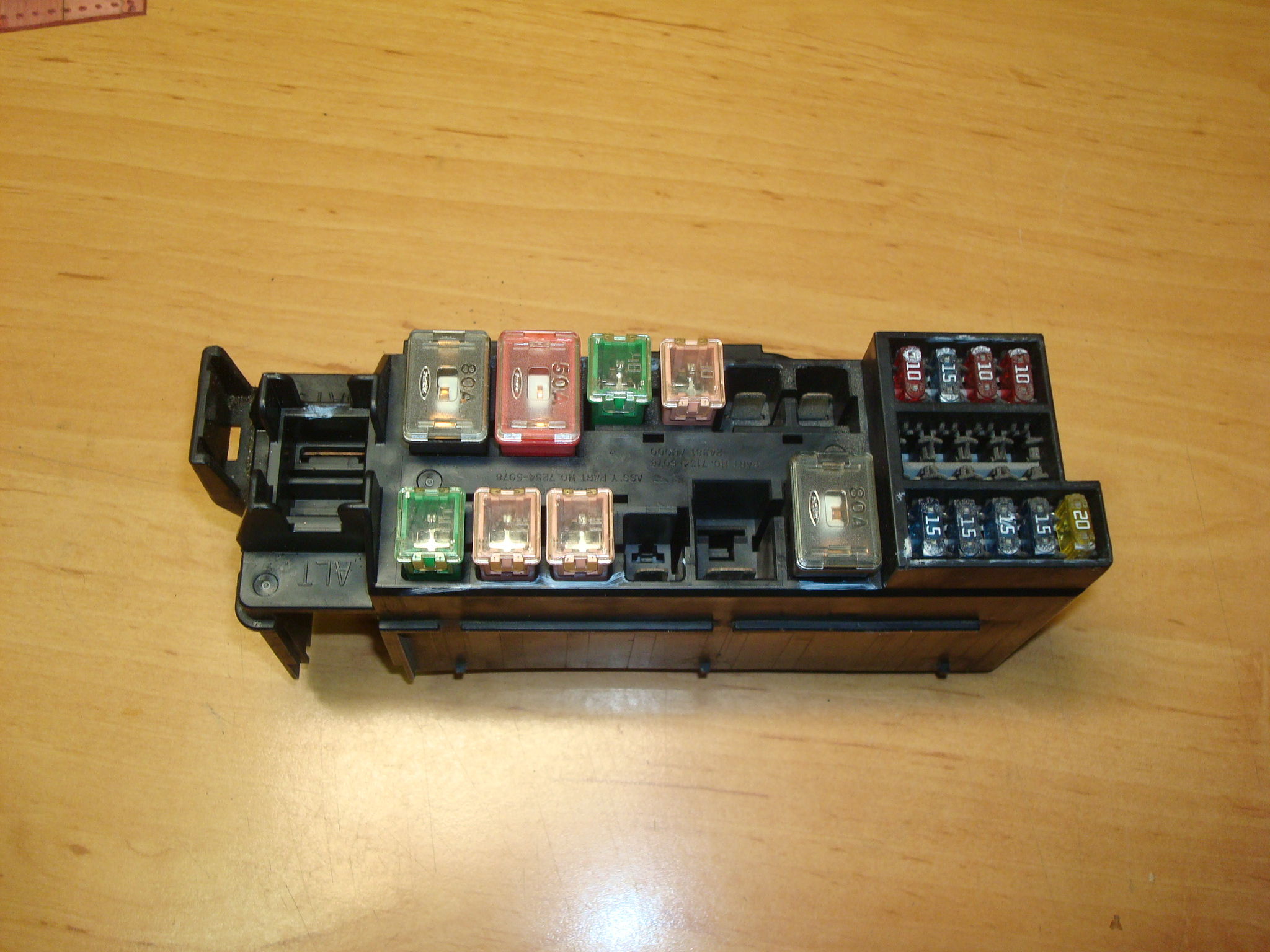 Micro Fuse Box Auto Electrical Wiring Diagram Universal Console