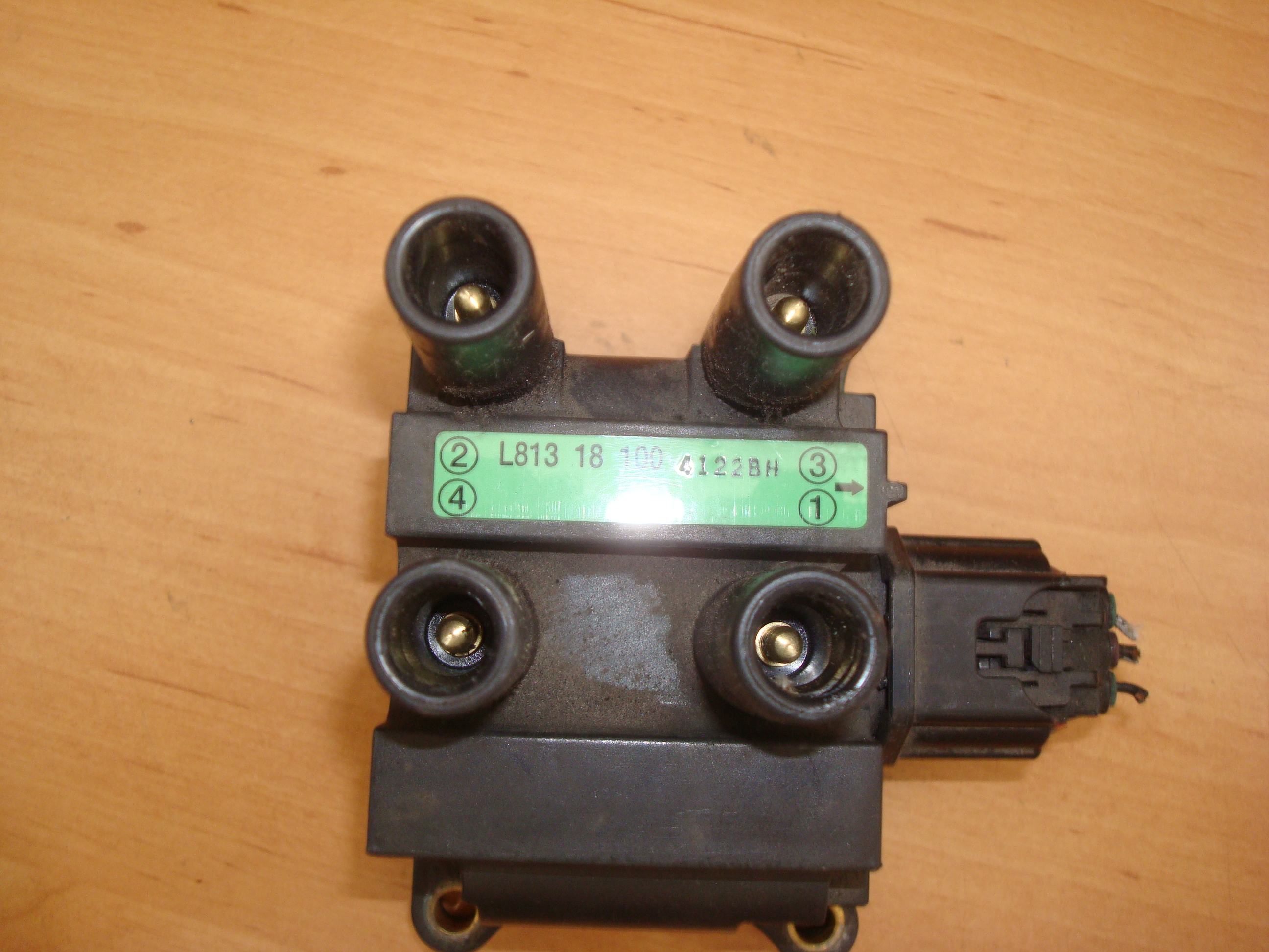 Mazda 6 20 Ignition Coil Pack L81318100 Jeep Article