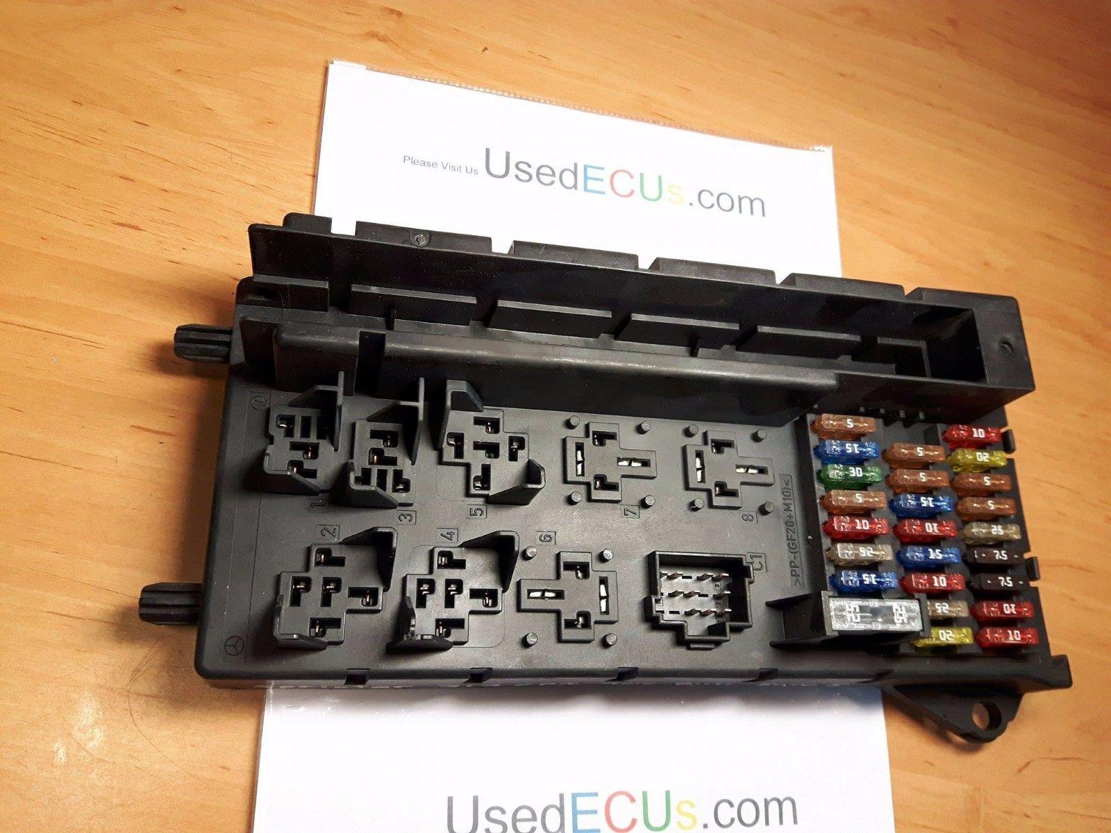 Sprinter Fuse Box Electrical Wiring Diagrams 2005 Dodge Mercedes Relay Ecu A9065454301 5b0uj0107 04