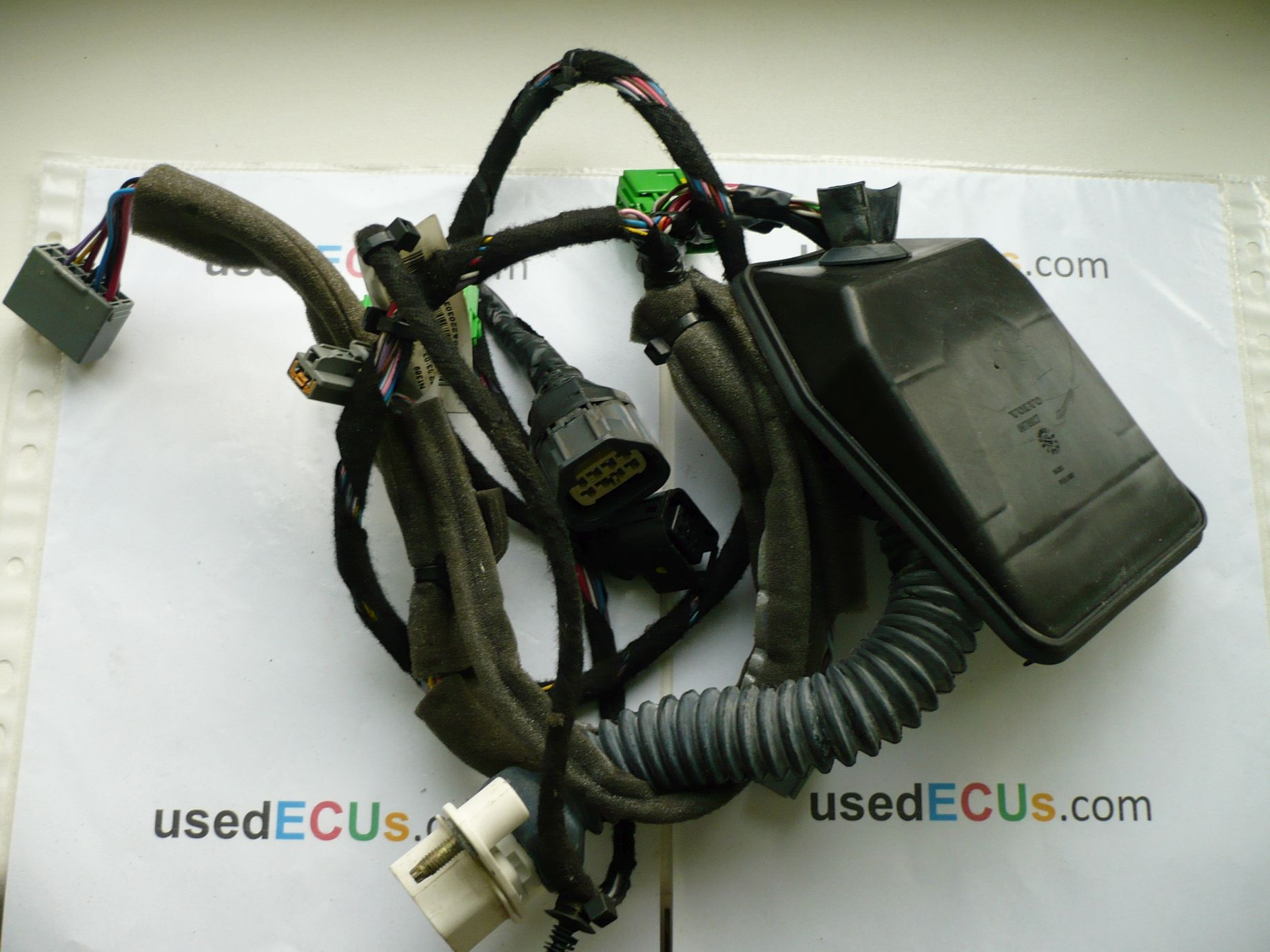 Volvo S60 2001 06 Rhd Front Left Door Wire Wiring Harness Oem Article 8690290 D 001 L
