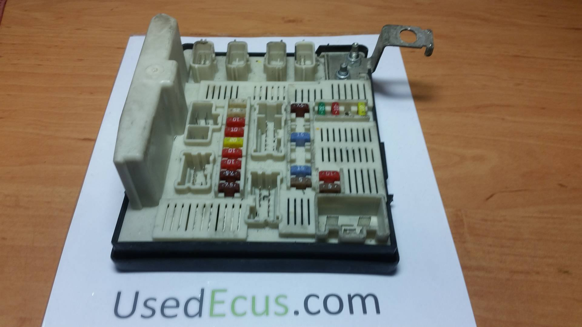 renault megane scenic 1 5 dci 02-08 fuse box unit 8200481866-g (article:  8200481866-g)